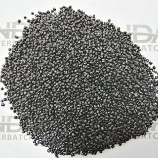 16% Carbon Black Film Grade Black Masterbatch